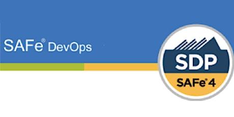 SAFe® DevOps 2 Days Training in Boston, MA tickets