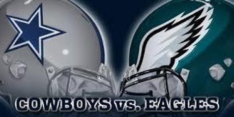 October 20, 2019, Philadelphia Eagles at Dallas Cowboys tickets