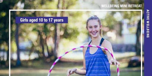 Active & Healthy inspiring teen girls - 10 to 17 years