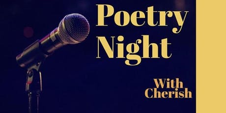 Poetry Night with Cherish tickets