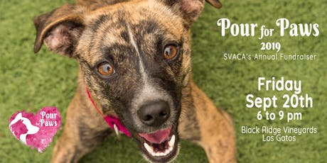 SVACA Presents: Pour for Paws 2019 tickets