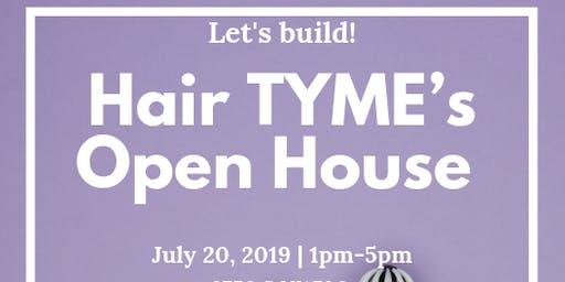 Hair TYME Open House