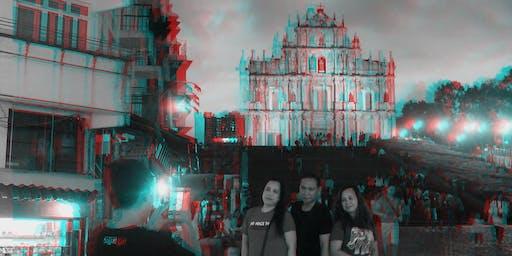 3D攝影-打開攝影的無限可能 3D Photography by Wang Tou Kun