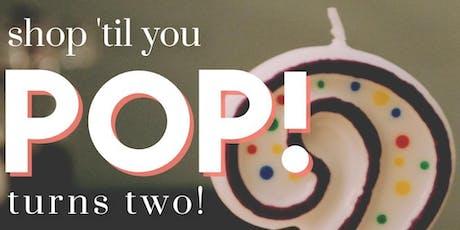 Shop Til You POP 2.0 tickets