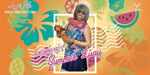 Aunt Mary Pat's Summer Luau: Comedy Show