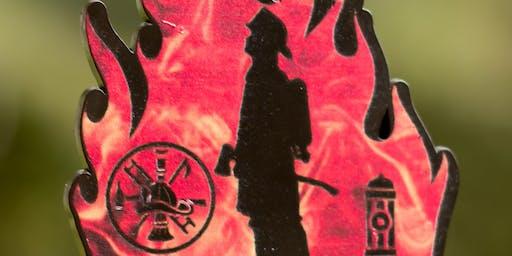 Now Only $8! Firefighters 5K & 10K - Arlington