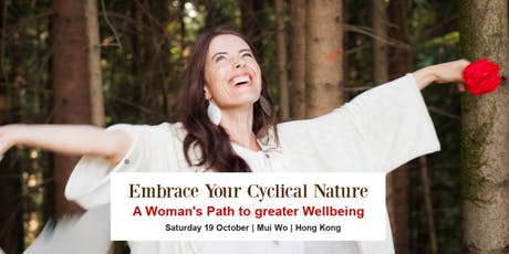 Embrace Your Cyclical Nature (Women's only Workshop) tickets
