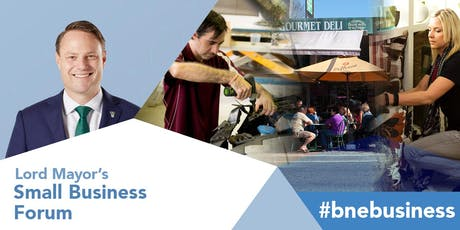 Lord Mayor's Small Business Forum, Coorparoo tickets