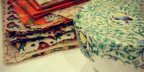 Swan Hill Plastic Free July Beeswax Wrap Workshop tickets
