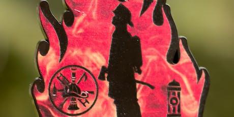 Now Only $8! Firefighters 5K & 10K - Little Rock tickets