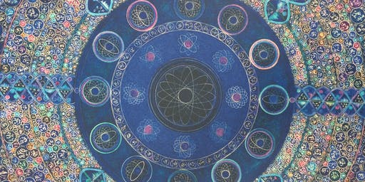 Alchemic Sacred Geometry Meditation - An inner journey of awakening.