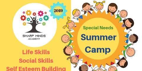 Sharp Minds Academy Special Needs Summer Camp