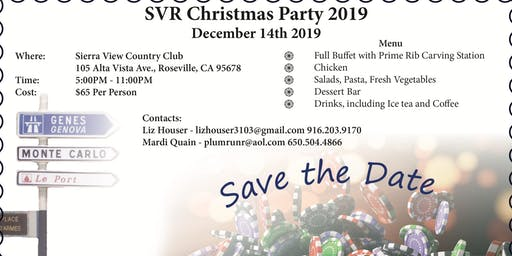2019 PCA-SVR Christmas Party