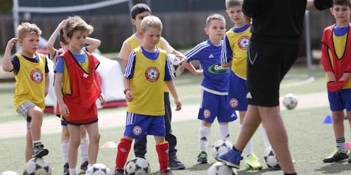 Free Soccer Trial(Ages 8 to 9)