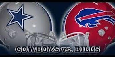 November 28, 2019,  Buffalo Bills at Dallas Cowboys