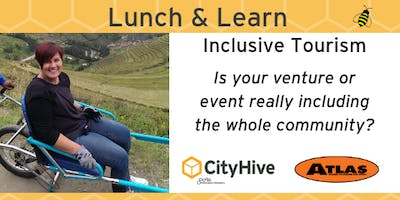 Lunch and Learn – Inclusive Tourism