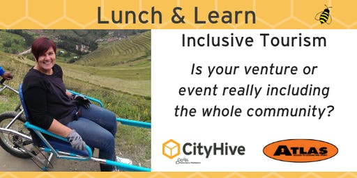 Lunch and Learn - Inclusive Tourism