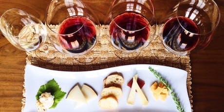 Spanish Wines & Spanish Cheese Tasting Event tickets