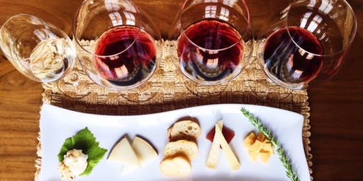 Spanish Wines & Spanish Cheese Tasting Event