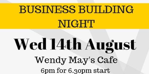 Lang Lang Business Building Night