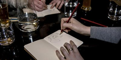 Luke Thurgate's Sketchy SALA Tour