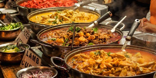 Flavours of Sri Lankan Buffet Dinner