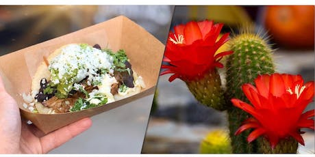 Tacos & Flowers in the Garden!!!!!! tickets