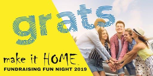 Make it Home Fundraising Fun Night