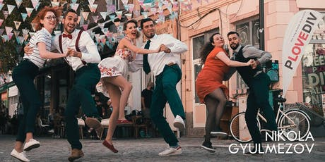 Love Swing Dance Festival - 2019 /04 - 06 Oct/  Plovdiv tickets