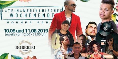 Lateinamerikanisches Wochenende #2 - Horner Park tickets