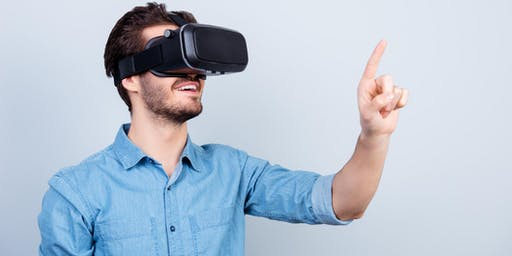 Virtual reality session - Camberwell Library