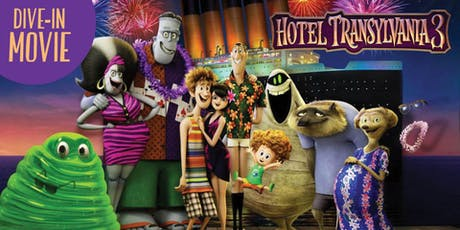 Dive in Movie- Hotel Transylvania 3: Summer Vacation tickets