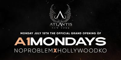 Latin Mondays 10pm-4am Atlantis Club NYC - Queens New York DJ & Live Performers