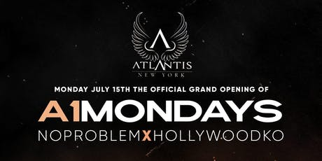 Latin Mondays 10pm-4am Atlantis Club NYC - Queens New York DJ & Live Performers tickets