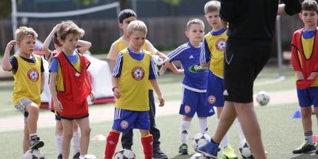 Free Soccer Trial(Ages 5 to 12) tickets
