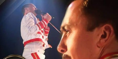 Queen & Freddie Mercury Tribute (with Ian Adams) tickets