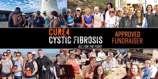Amazing Race Themed Charity Event! CURE4CF