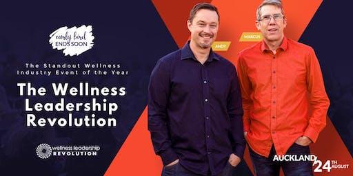 Wellness Leadership Revolution - Auckland | August 24, 2019