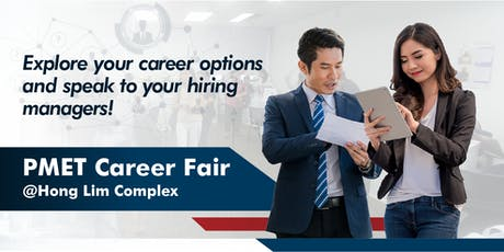 Speak to Potential Employers at the PMET Career Fair - 24 July 2019 tickets