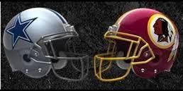 December 29, 2019,  Washington Redskins at Dallas Cowboys