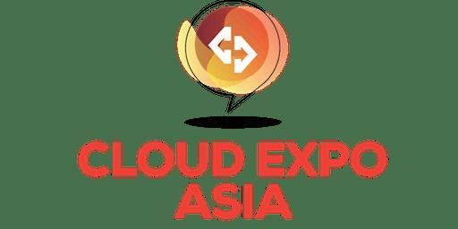 Cloud Expo Asia, Singapore 2019