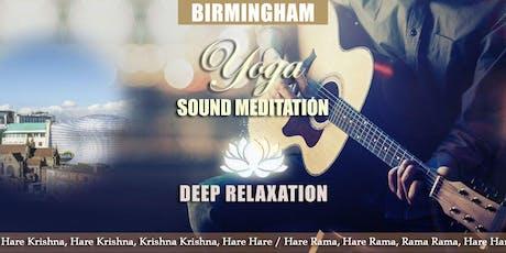 Mahamantra Chanting Kirtan in Birmingham tickets