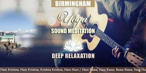 Mahamantra Chanting Kirtan in Birmingham
