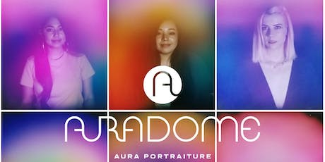 8/24/19 Aura Portraits @ ORLY Color Labs - Day 1 tickets