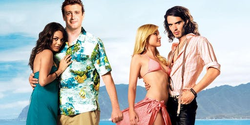 FORGETTING SARAH MARSHALL trivia at THE PRECINCT