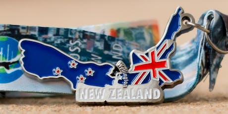 LIVE  Now Only $8! Race Across New Zealand 5K, 10K, 13.1, 26.2 -San Antonio tickets