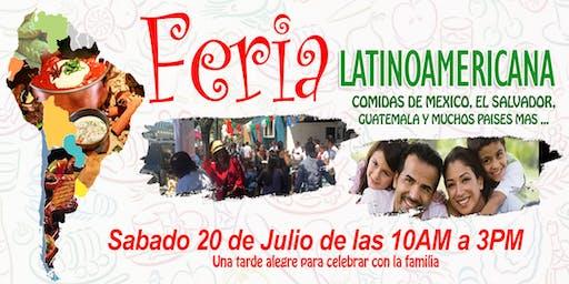 Latin American Food Festival