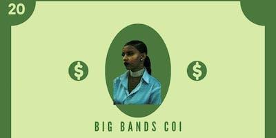 Big Bands Coi Bad and Boujee Birthday Bash