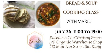 Bread & Soup Cooking Class tickets