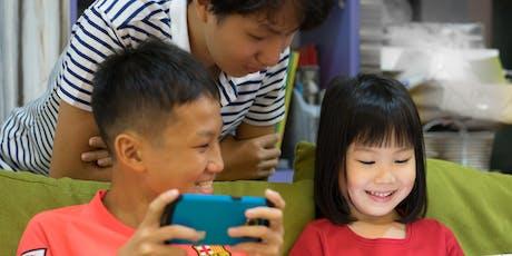 Raising a Meme Generation : Nurturing Children with Healthy Digital Habits tickets